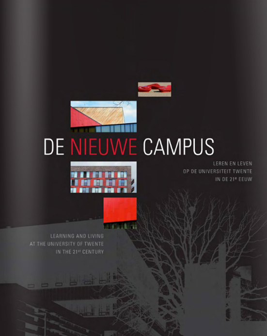 Cover De nieuwe campus