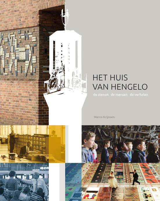 Cover het huis van Hengelo
