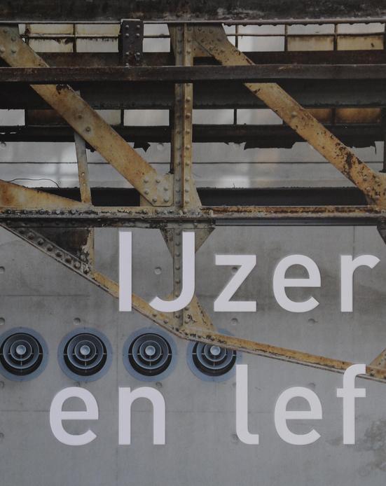 Cover IJzer en Lef
